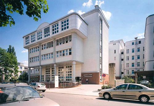Martin-Luther-Krankenhaus, Klinik, Berlin