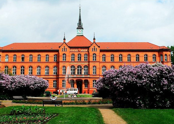 Evangelisches Krankenhaus Königin Elisabeth Herzberge, Klinik, Berlin