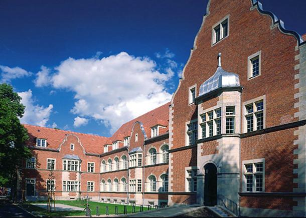 Evangelische Lungenklinik Berlin, Klinik