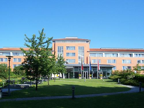 Park-Klinik Weißensee, Krankenhaus, Berlin