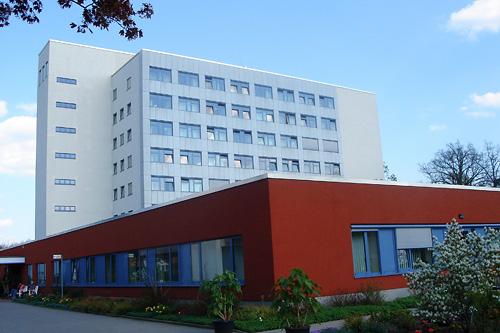 Paulinenkrankenhaus, Klinik, Berlin