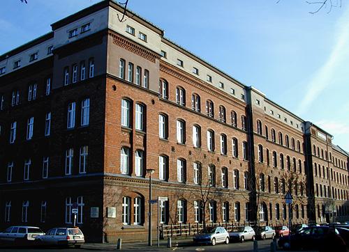 Vivantes Klinikum im Friedrichshain, Krankenhaus, Berlin