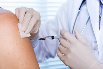Krebsimpfung