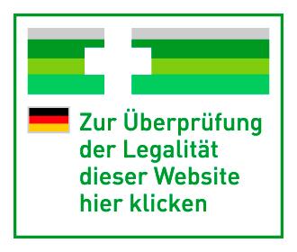 EU-Sicherheitslogo für Einkauf in Internetapotheken