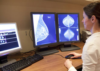 Brustkrebs, Teilbrustbestrahlung, Rückfallrisiko