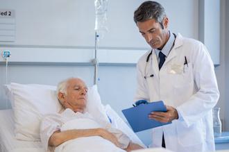 Senioren im Gesundheitswesen