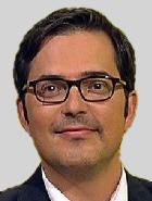 Der Pneumologe Dr. Andrés de Roux