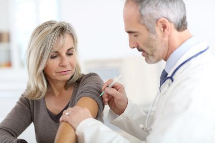 Die Grippe-Impfung bietet keinen 100-prozentigen Schutz