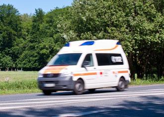 Mit MRSA-Keimen belastet: Liegemietwagen in der Kritik