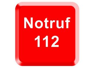 Verdacht auf Schlaganfall? Der Notruf 112 gilt in allen EU-Staaten
