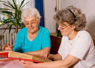 Häusliche Pflege bei Demenz