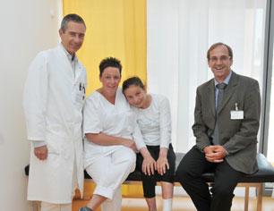 Bonner Ärzte geben der Elfjährigen aus Afghanistan ihre Mobilität zurück