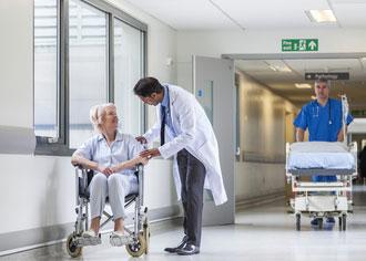 AltersTraumaZentren: Schulterschluss zwischen Unfallchirurgie und Geriatrie