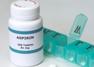 Aspirin verringert Darmkrebs Risiko