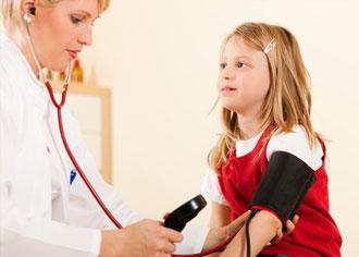 Kinder leiden vermehrt an Bluthochdruck