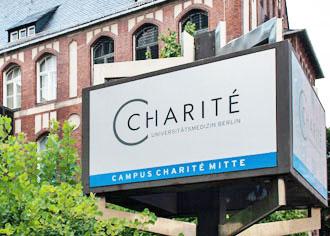 Charité hilft Flüchtlingen in Spandauer Erstaufnahmeeinrichtung