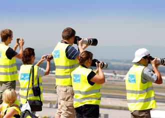 In Deutschland ist man auf das Ebola Virus gut vorbereitet, wie hier am Frankfurter Flughafen