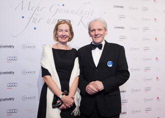 Charity Gala bringt 100.000 Euro für Kinderklinik der Charité