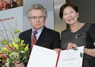Tübinger Neurowissenschaftler mit dem Eva Luise Köhler Forschungspreis 2014 ausgezeichnet