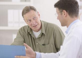 Erst informieren, dann zum Arzt
