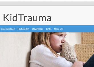 Hat mein Kind ein Trauma erlitten? Eine App hilft weiter