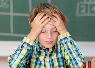 Aufklärung reduziert Kopfschmerz bei Kindern