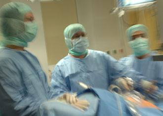 Mehr Herzoperationen, aber weniger Bypässe