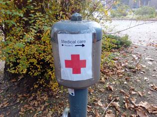 Kälte, Krankheiten und Verletzungen: Wegen des Chaos am LAGeSo haben Anwälte die Berliner Verwaltung verklagt