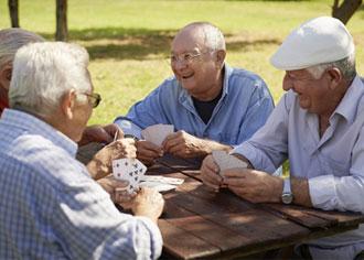 Was Kommunen und Landräte tun, damit Menschen zuhause alt werden können
