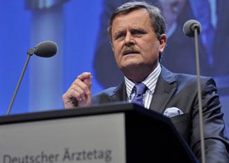 Deutscher Ärztetag: Ökonomie darf nicht das ärztliche Handeln bestimmen
