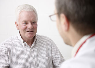 Schwer zu überzeugen: PREFERE scheint nicht die bevorzugte Studie von Männern mit frühem Prostatakarzinom zu sein