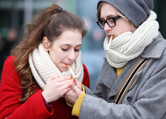 Gesundheit ist Top Grund gegen das Rauchen
