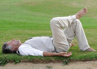 Prävention: Yoga genauso effektiv wie Gehen und Joggen