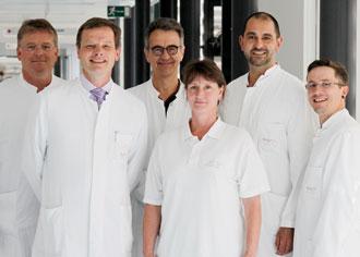 Experten für Inkontinenz: Das Team vom Beckenbodenzentrum der DRK Kliniken Berlin Westend hat am 21. Juni eine Hotline geschaltet.