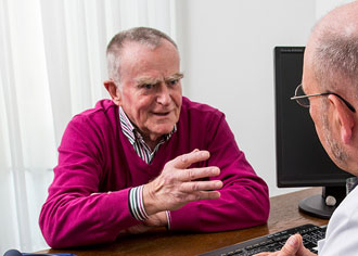 Im Alter gelten andere Maßstäbe für Nierenfunktion und Blutdruckwerte