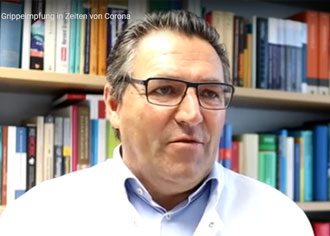 Der Winter 2020/21 steht unter besonderen Vorzeichen: Der Virologe Prof. Dr. Stephan Ludwig rät zur Grippeschutzimpfung