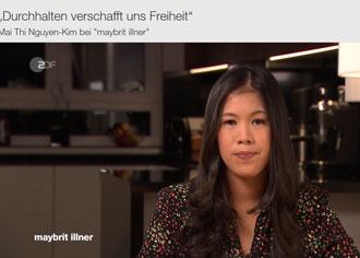 """Wissenschaftsjournalistin Mai Thi Nguyen-Kim bei Maybrit Illner: Maßnahmen haben gewirkt. """"Verspielen Freiheiten, wenn wir jetzt zu schnell lockern"""""""