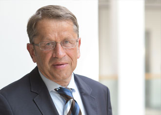 Heyo K. Kroemer ist seit 1. September 2019 Vorstandsvorsitzender der Charité