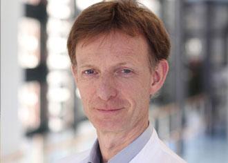 Arpad von Moers seit 1. April Ärztlicher Leiter der DRK Kliniken Berlin Westend