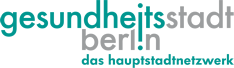 Logo Gesundheitsstadt Berlin